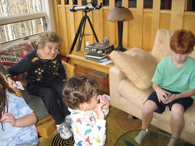 Holiday visits 2007