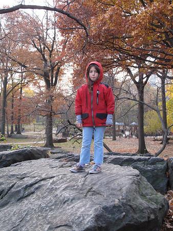 Thanksgiving NY 2010
